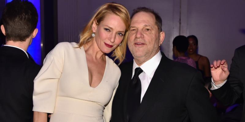 Uma thurman accuses harvey weinstein sexual assault pp
