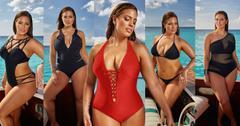 ashley graham bikini body