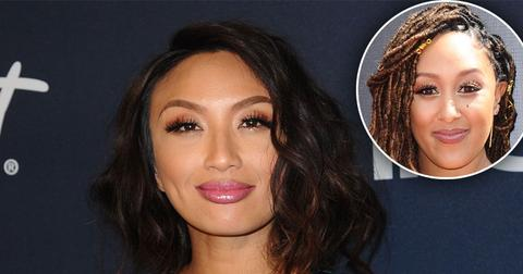 Jeannie Mai Accuses Tamera Mowry Of Passing Gas On 'The Real'