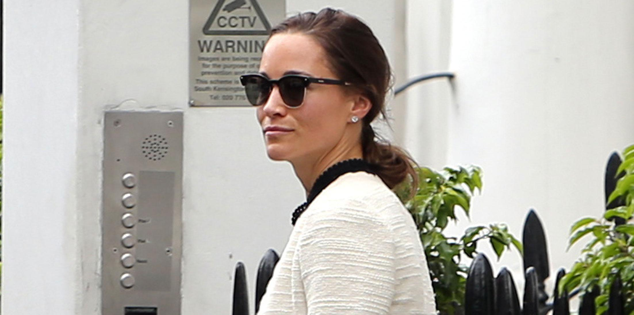 Pippa Middleton Wedding Spa Photos Long