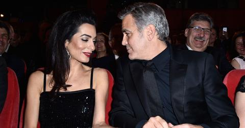 george clooney quitting acting