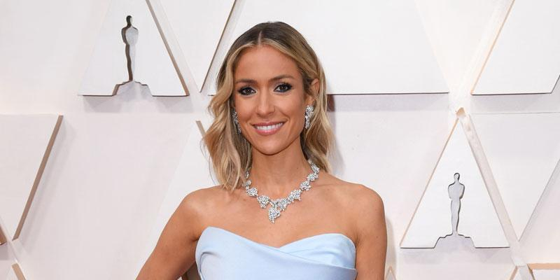 Kristin Cavallari On Red Carpet