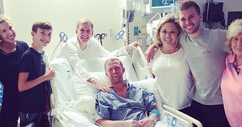 Todd Chrisley Son Kyle Hospitalized Family Instagram