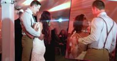 Chelsea houska cole deboer wedding song first dance photos h