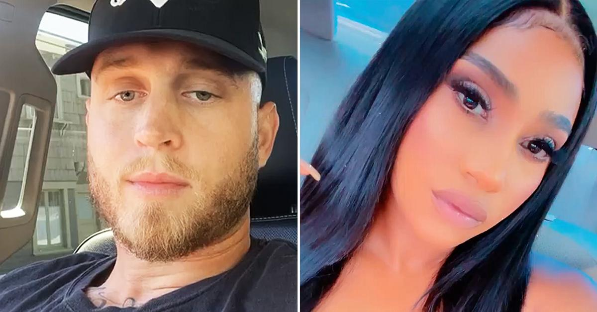 chet hanks left bleeding after fight with ex kiana parker okf