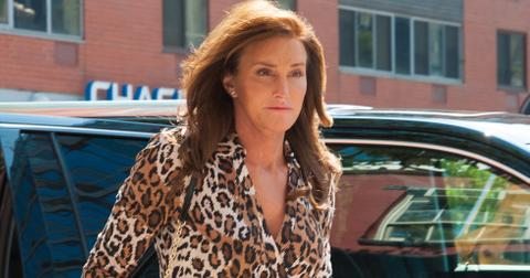 Caitlyn Jenner spotted out and about in New York City
