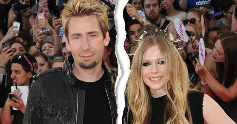 Avril lavigne chad kroeger divorce