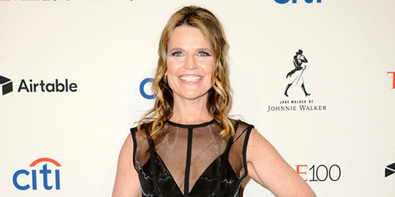 savannah Guthrie blasts fan for asking if shes pregnant pp