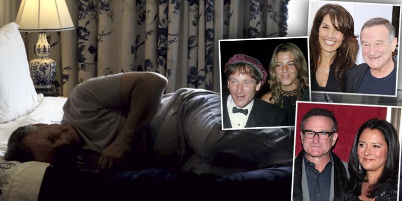 Robin Williams Mental Illness Love Life ok