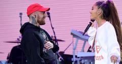 Ariana grande mac miller split reason