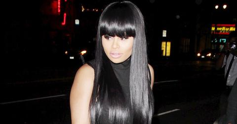 Blac Chyna goes to the Catch in West Hollywood