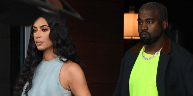 Kim Kardashian Kanye R. Kelly PP