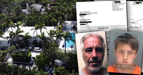 Jeffrey Epstein Palm Beach Mansion
