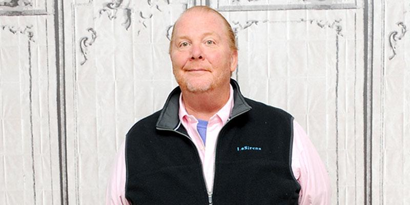 The Chew Mario Batali Sexual Misconduct Allegations PP