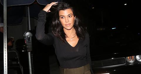Kourtney kardashian back with luka sabbat other women main