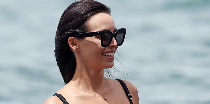 Exclusive… Scheana Marie & Mike Shay Pack On The PDA While In Hawaii