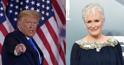 glenn-close-donald-trump-election-president-biden-vote-instagram