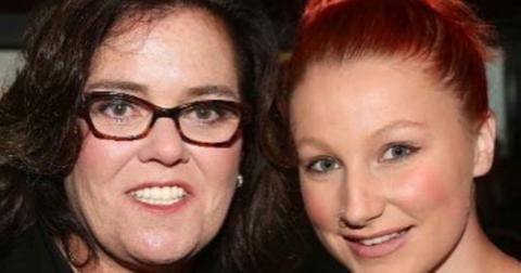 Rosie ODonnell Daughter Pregnant Not Speaking To Comedian hero