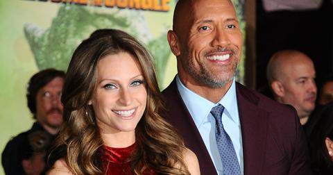 dwayne johnson lauren hashian