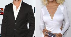 Jax Taylor and Christina Aguilera