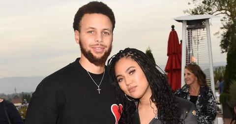 Ayesha Steph Curry Date NBA Player Of The Decade PP