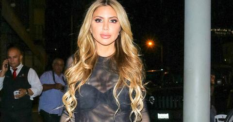 larsa pippen kuwtk fight