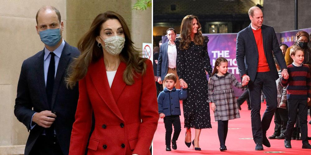 Prince William And Kate Middleton Face Backlash After Family Outing