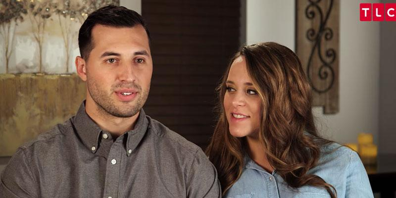 Counting on jinger duggars husband jeremy vuolo anxious labor clip pp