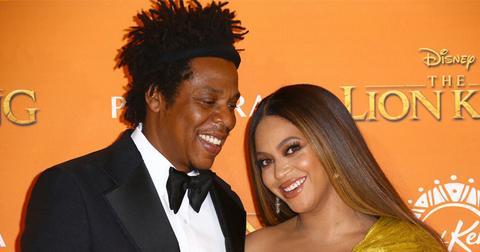Beyonce & Jay-Z Gala Looks