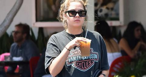 Ashley benson out and about pp