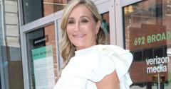 'RHONY' Sonja Morgan Meltdown Fashion Show NYFW