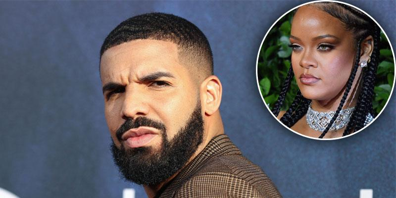 Drake Slammed By Fans For Blaming Rihanna For His Chris Brown Beef