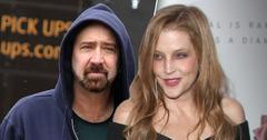 Nicholas Cage Consoles ex-wife Lisa Marie Presley after Benjamin Keough Suicide
