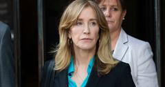 Felicity Huffman Prosecutors Recommend One Month Jail Sentence College Admissions Scandal