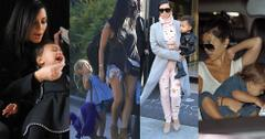 Kim Kourtney Kardashian parenting fails
