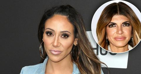 Melissa Gorga Says The 'Pool Boy' Is Dating Multiple Women