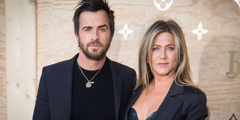 Jennifer Aniston divorce Justin Theroux therapy