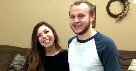 Counting on is josiah duggar wife lauren pregnant pp