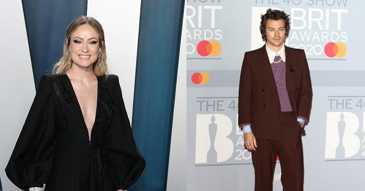 harry styles consumed olivia wilde romance turned into her puppy dog source