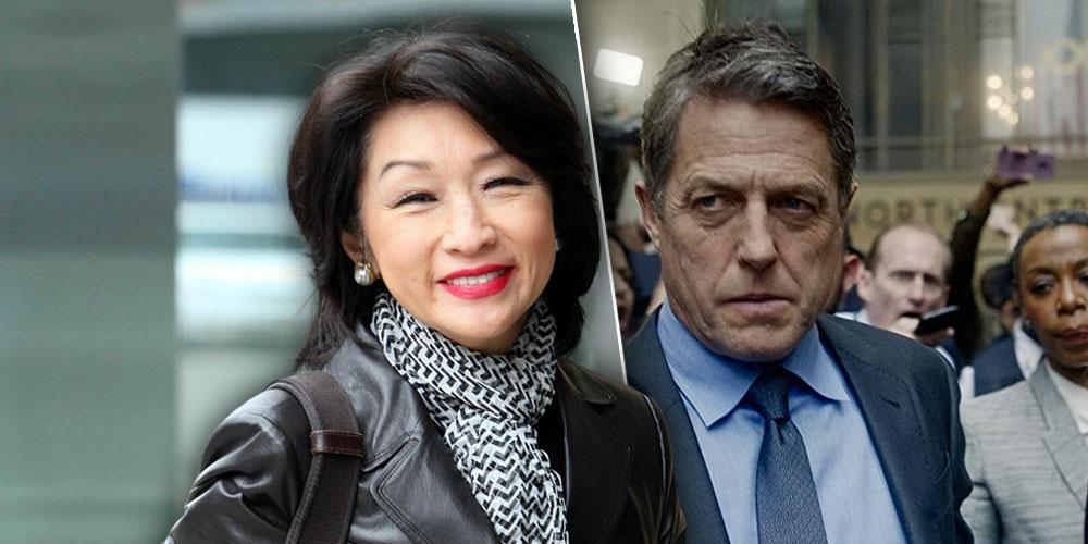 Connie Chung Cut From 'The Undoing' After She 'Pissed Off' Hugh Grant & Director