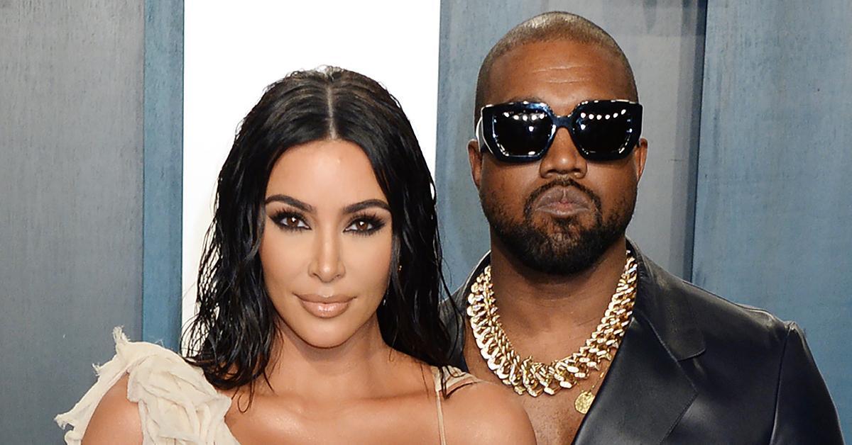 kim kardashian never mentioned kanye west divorce friends