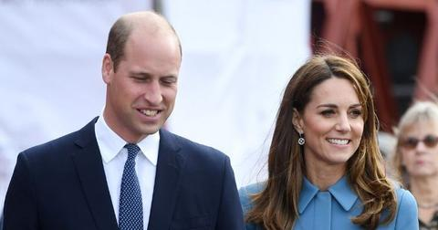 William Kate big announcement