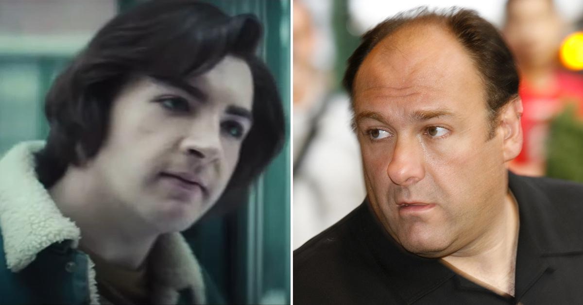 James Gandolfini's Son Looks Sensational As Young Tony Soprano — Watch The Teaser For The HBO Prequel