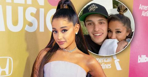Ariana Grande Is Falling 'Hard And Fast' For Boyfriend Dalton Gomez