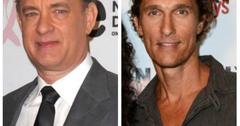 Matthew McConaughey Tom Hanks