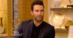 Adam levine dad behati pregnant girl cravings hr