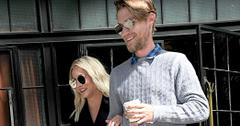 Kaley Cuoco and Karl Cook Grab Coffee