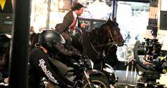 Keanu revees horseback chase motorcyle john wick 3 main