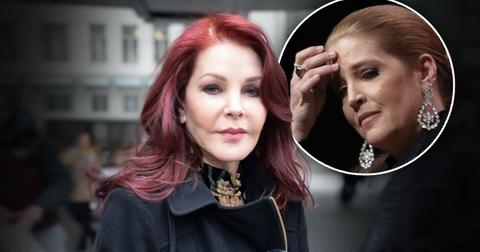 Priscilla Presley Puts Lisa Marie (inset) and Family First