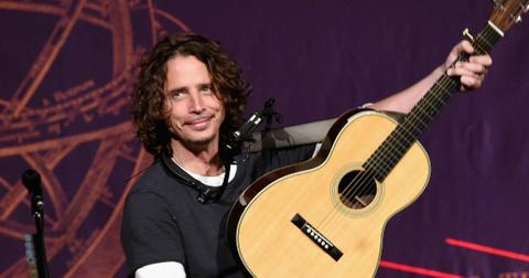 Chris Cornell at The Ryman – Nashville